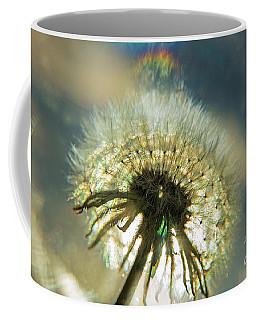 Dandelion Seed Head-4191 Coffee Mug