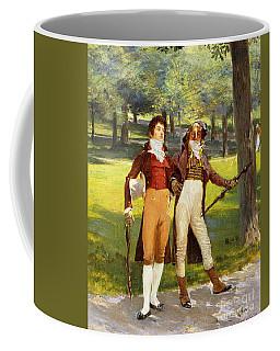 Dandies In The Park Coffee Mug