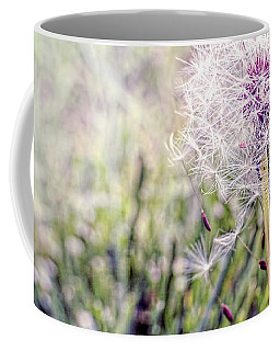 Dandilion Wishes Coffee Mug