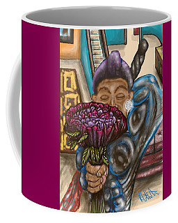 Dangerous Flowers Coffee Mug