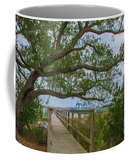 Daniel Island Time Coffee Mug