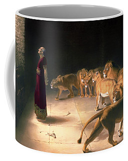 Daniel's Answer To The King Coffee Mug
