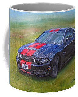 Daniel's Mustang Coffee Mug