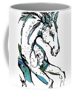 Danny Coffee Mug by Nicole Gaitan