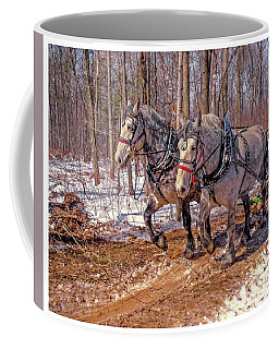 Dapple Loggers Coffee Mug