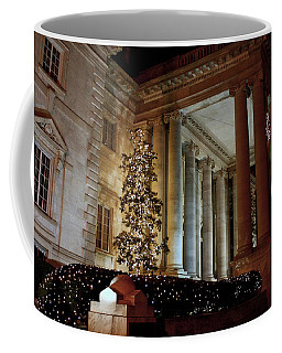Dar Memorial Continental Hall Coffee Mug by Suzanne Stout