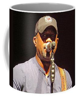 Darius Rucker Live Coffee Mug