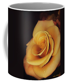 Dark And Golden Coffee Mug