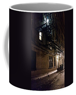 Dark And Rainy Night Coffee Mug