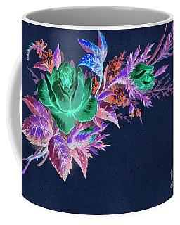 Dark Bouquet Coffee Mug