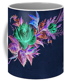 Dark Bouquet Coffee Mug