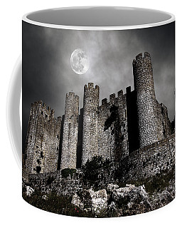 Dark Castle Coffee Mug by Carlos Caetano
