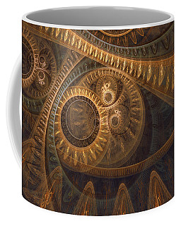 Dark Chronos Coffee Mug