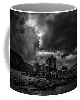 Dark Clouds Bw #h2 Coffee Mug