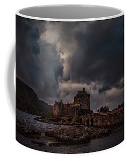 Dark Clouds #h2 Coffee Mug