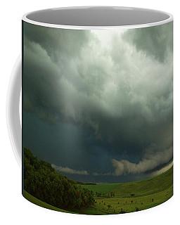 Dark Countryside Coffee Mug