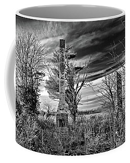 Coffee Mug featuring the photograph Dark Days by Brian Wallace