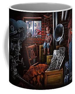 Dark Exile Coffee Mug