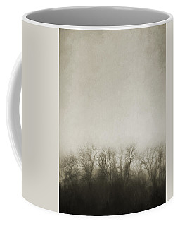 Dark Foggy Wood Coffee Mug