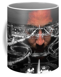 Dark Forces Controlling The City Coffee Mug