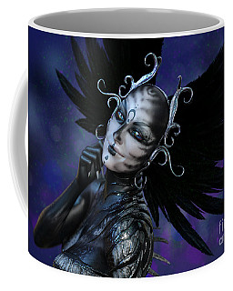 Dark Gaze Coffee Mug