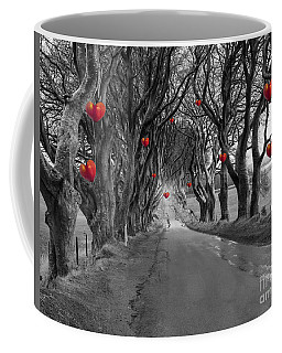 Dark Hedges Coffee Mug