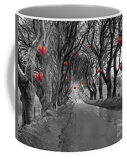Dark Hedges Coffee Mug by Juli Scalzi