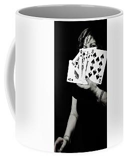 Dark Lady Coffee Mug by Bruce Carpenter