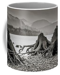 Dark Lake Coffee Mug