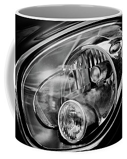 Coffee Mug featuring the photograph Dark Light by Jeremy Lavender Photography