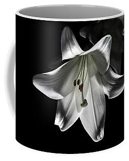 Dark Lilly Coffee Mug