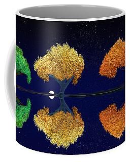 Dark Night Dance Coffee Mug