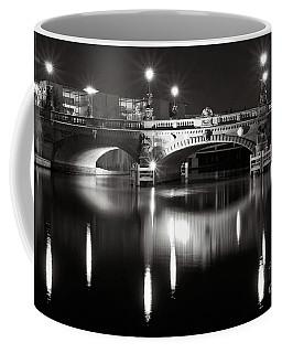 Dark Nocturnal Sound Of Silence Coffee Mug