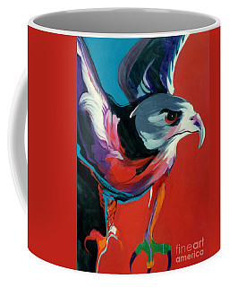 Dark Phase Of Swainson Coffee Mug