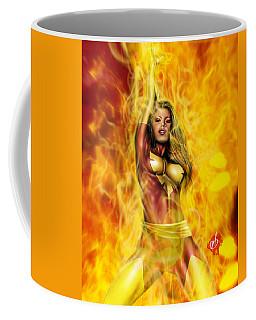 Dark Phoenix Coffee Mug
