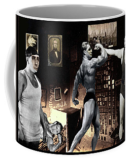 Dark Room 1 Coffee Mug