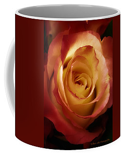Dark Rose Coffee Mug