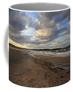 Dark Skies And Sea - Nova Scotia Seascape Coffee Mug