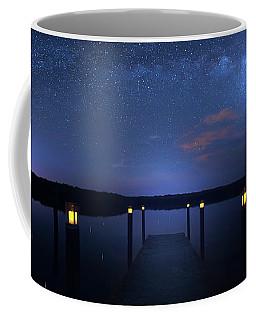 Dark Sky Island Coffee Mug