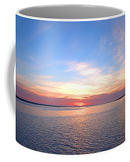 Dark Sunrise I I Coffee Mug by  Newwwman