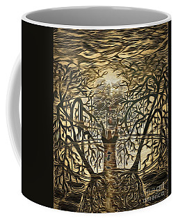 Dark Sunset Coffee Mug