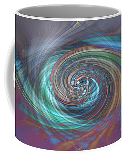 Dark Swirls Coffee Mug