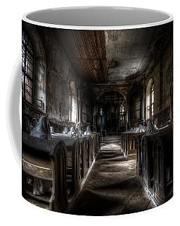 Dark Thoughts Coffee Mug by Nathan Wright