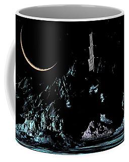 Dark Tower Coffee Mug by Mark Blauhoefer