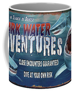 Dark Water Adventure Coffee Mug