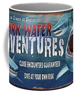 Dark Water Adventure Coffee Mug