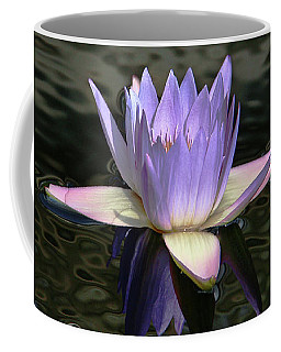 Dark Water Shimmering Coffee Mug