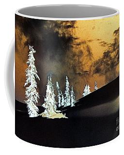 Dark Winter Coffee Mug