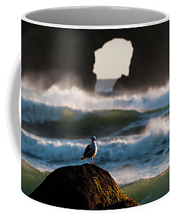 Darkening Deep Coffee Mug