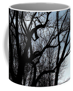 Darkness Approaches Coffee Mug
